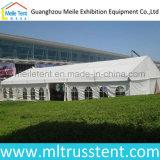 150명의 사람들 알루미늄 구조 PVC 직물 가족 결혼식 천막 10m*18m