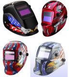 증명서를 주는 용접공 말씨 보호 세륨을%s 자동 어두워지는 용접 헬멧