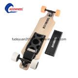 De goedkope Fabrikant van China voor de Elektrische Maximum Snelheid van het Skateboard 40 Km per Uur
