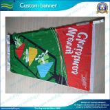 Bandiera della via del Doppio-Lato, bandiera volante, bandiere della pubblicità (J-NF02F06009)