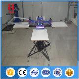 Machines d'impression manuelles de T-shirt de machines de presse de la CE