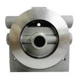 Die Aluminium Soem-Qualität Druckguss-Motor-Filter-Unterseite