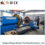 Torno horizontal profissional do CNC para o eixo de giro do estaleiro (CK61140)