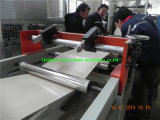 400mm pvc Edge Band Sheet Line met Splitting System