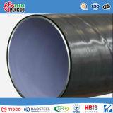 API 3PEのコーティングの水及びオイルの交通機関のための螺線形によって溶接される炭素鋼の管