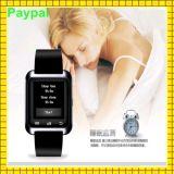 Nuevo 1.55 reloj elegante del podómetro U8 U80 de Bluetooth de la pulgada (gt08)