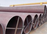 Tubo d'acciaio En10219 S355jrh, tubo d'acciaio di costruzione della costruzione LSAW