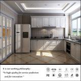 L形の平野の白い食器棚(ZH3248)