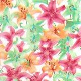 Tsautop 0.5m/1m 폭 아름다운 꽃 필름을 인쇄하는 수로학 물 이동
