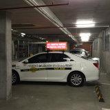Muestra de la tapa del taxi de la visualización de LED de la azotea del taxi de Canade LED 3G