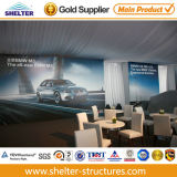 New Car Launch를 위한 새로운 Design Big Event Tent
