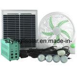 ventilateur solaire du kit 10W solaire portatif
