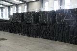 Colore nero di Geocell dell'HDPE della superficie di struttura