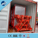 Aufbau-Aufsatz-Hebevorrichtung - konkrete Aufzug-Höhenruder-Hebevorrichtung-Maschinen