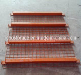 Подгонянное Galvanized Wire Mesh Decking для Warehouse Storage Pallet Rack