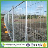 Painel/metal da cerca que cerc/cerca provisória da associação