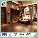 Plancher chaud de vinyle de PVC de vente de Non-Formaldéhyde de Chine