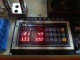 4line Zak die van de T-shirt van 2 Laag de Automatische Koude Scherpe Machine maken