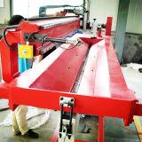 管シリンダータンクまっすぐな継ぎ目のための縦方向のシーム溶接機械