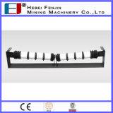Flame Resistance Rubber Conveyor Roller voor Coal Mine Industry