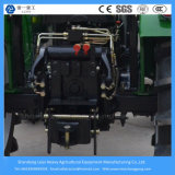Landwirtschaftlicher Bauernhof/Rasen/Garten/Gehen/kompakter Traktor mit Energien-Lenkdoppelstadiums-Kupplung