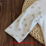 Woven branco Romper, Jumpsuit para Babies