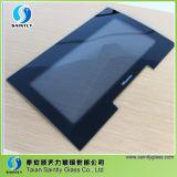 2017 Shandong 4mm Tempered Gray Color Colorido Vidro