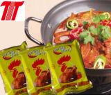 10g鶏の味の固形ブイヨン、よい味の味をつける立方体