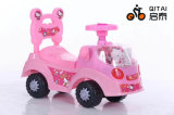 Passeio barato do bebê do carro quente do balanço do bebê da venda 2016 no carro do brinquedo do bebê da música da boa qualidade do carro