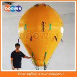 Abrir el bolso inferior de la elevación de aire del salvamento de marina del paracaídas