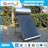 Подогреватель воды компактной механотронной нержавеющей стали солнечный