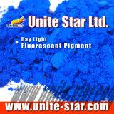Blauw van het Pigment voet van de dag het Lichte Fluorescente voor Inkt
