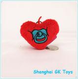 Peluche Valentine Keychain de cadeau de promotion de nouveauté