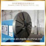 Máquina pesada horizontal do torno da precisão da exatidão C61200 elevada para a venda