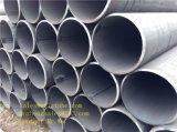 Tubulação de aço soldada longitudinal de LSAW, tubulação de aço de ERW API