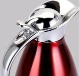 POT d'acciaio del caffè di vuoto di 1000ml 18-8stainless con il coperchio d'acciaio (WSB-003)