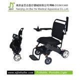 منافس من الوزن الخفيف كهربائيّة يطوي [ليثيوم بتّري] كرسيّ ذو عجلات