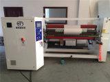 Máquina do rebobinamento do eixo de ar dois para o papel