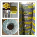 "Pvc /Flexible/Braided/Garden Hose voor Water/Oil Irrigation (1/4 "", 5/16 "", 3/8 "", 1/2 "", 5/8 "", 3/4 "", 1 "", 11/4 "", 11/2 "", 2 "")"