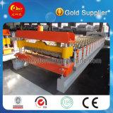 Máquinas automáticas da telhadura do metal do PLC da alta qualidade