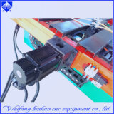 Il LED esprime la macchina della pressa meccanica di controllo numerico del calcolatore del foro