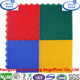 Recyclable Outdoor Suspension Basketball Court Floor