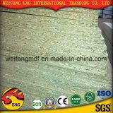 12mm grüne Farbe feuchtigkeitsfestes Melamin lamellierter Partical Vorstand/Spanplatte