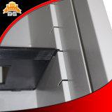 حزمة مسطّحة بنية [لترل] 4 ساحب فولاذ أثاث لازم معدن مكسب مبرد [أرشف] خزانة
