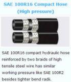 Boyau hydraulique compact à haute pression de SAE 100r16
