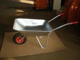 Wheelbarrow com carrinho de mão galvanizado Wb5206, Handtruck