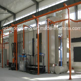 Automatic Plant를 위한 스테인리스 Steel Sprayed Powder Coating Recovery System