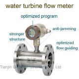 Medidor de fluxo do Medidor-Vortex do fluxo maciço da água do vapor do ar/medidor de fluxo da turbina