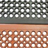 내유성 배수장치 부엌 고무 수채 매트, 편리한 고무 지면