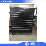 Gabinete de armazenamento quente da ferramenta da garagem do trole da ferramenta da oficina da venda